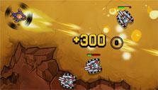 Rocking Pilot: Score mode