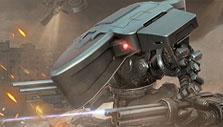 Hunter in Terminator Genisys: Future War