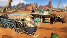 Sandstorm: Pirate Wars: Gameplay
