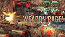 Weapon rage in Sandstorm: Pirate Wars