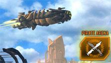 Sandstorm: Pirate Wars: Menu