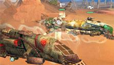 Sandstorm: Pirate Wars: Combat