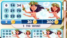 Trips game mode - Hawaii in Our Bingo