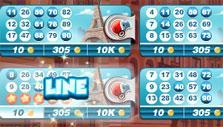 Our Bingo: Paris video bingo