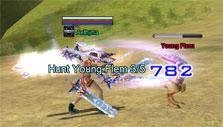 RF Online: Melee combat