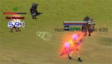 Ranged combat in RF Online