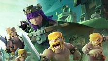 Midnight Strike in Clash of Clans