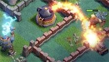 Fierce Battle in Clash of Clans