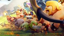 Armies Collide in Clash of Clans