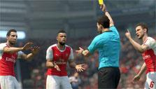 PES2017: Yellow card