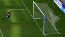 PES2017: Goal replay