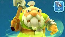 Legend of Solgard: Creature profile