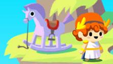 Starting Island in Greedy Gods: Islands & Treasures