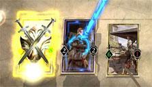 Action in The Elder Scrolls: Legends