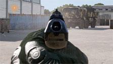 Argo: Using a pistol