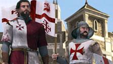 Castle Fight – Crusader's Glory: Dive into the Crusader's era