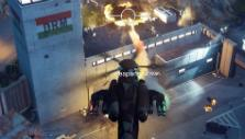 Flying a helicopter in Just Cause 3