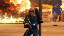 Explosions in Just Cause 3