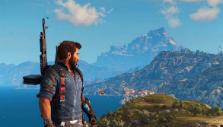 Medici's landscapes in Just Cause 3