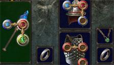 Inventory in Path of Exile
