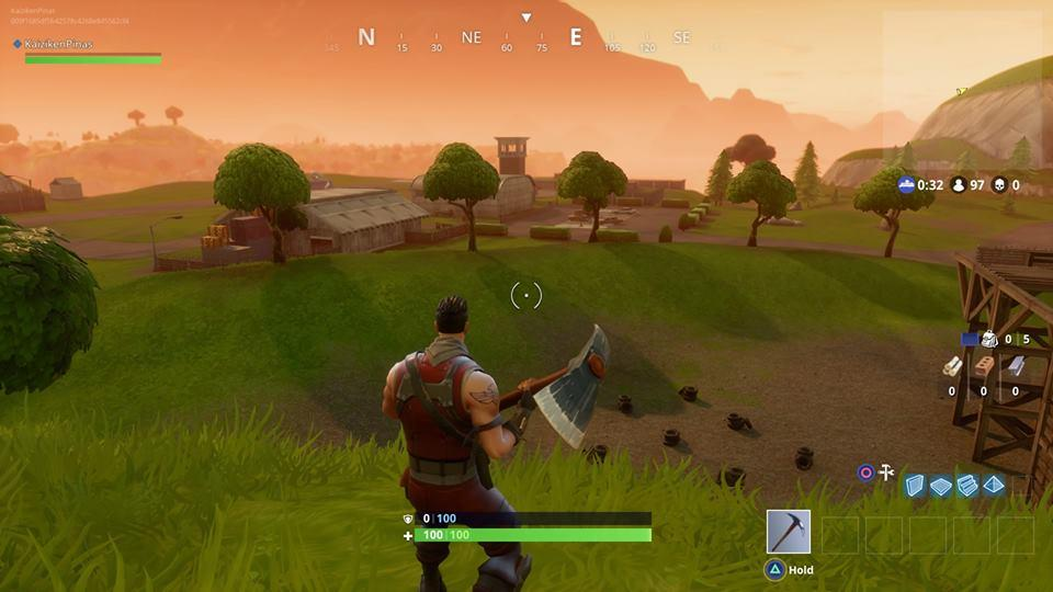 how to turn off minimap in fortnite