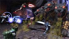 DC Universe Online: Boss fight