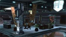 DC Universe Online: Build your own lair/HQ