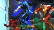 Play as or with various DC superheroes in DC Universe Online