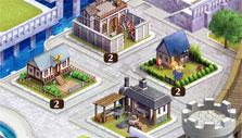 Building your city in Crystal of Re:union