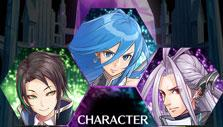 Crystal of Re:union: Choosing your hero