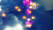Gathering stars in Sky Force Anniversary