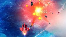 Explosions galore in Sky Force Anniversary