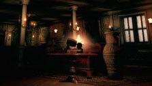 Dark atmosphere in Amnesia