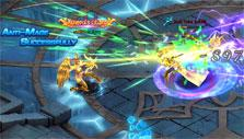 Sacred Saga Online: Gameplay