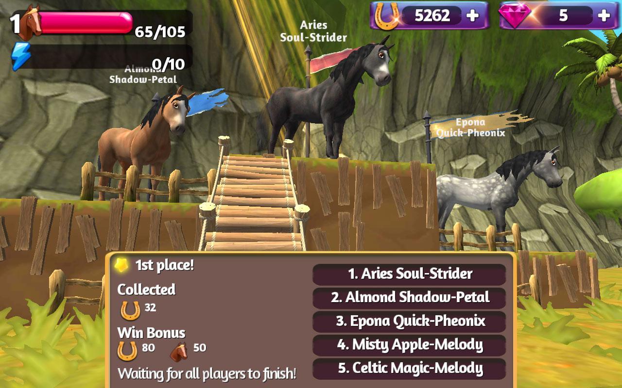 Horse Paradise - WWGDB