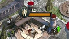 Game of Thrones: Conquest: Training troops