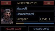 Deep Sky Derelicts: Crew profile