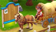 Wild West: New Frontier: Completing an order