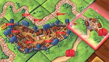 Carcassonne: Building a city