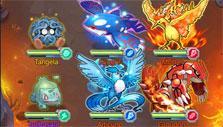 Arena PvP in Pokemon Mega