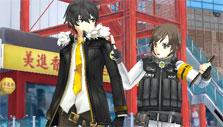 Playing as Seha in Closers