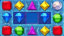 Bejeweled Stars: Water stream
