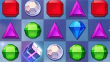 Bejeweled Stars: Hypercube