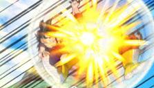 Dragon Ball Z Dokkan Battle: Linked attack