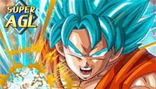 Hero cards in Dragon Ball Z Dokkan Battle