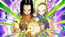 Cool collab in Dragon Ball Z Dokkan Battle