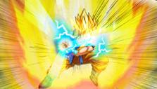 Dragon Ball Z Dokkan Battle: Super Saiyan
