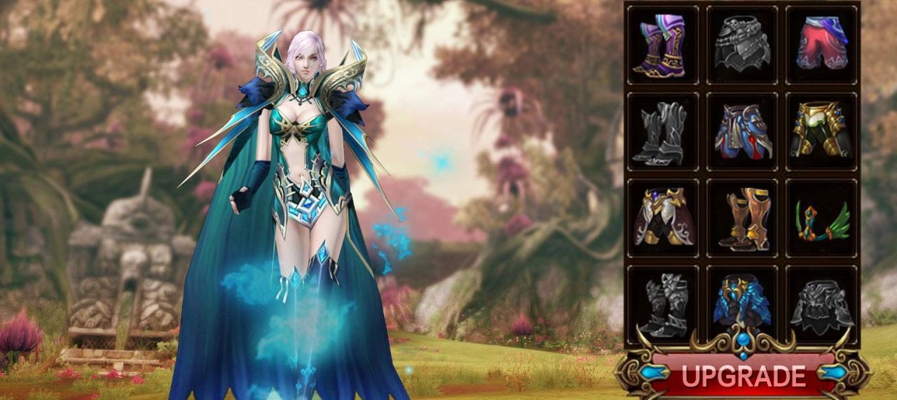 Goddess: Primal Chaos - WWGDB
