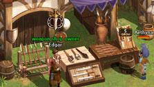 Record of Lodoss War Online: Shop