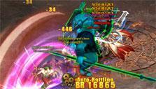 Soul Calibur: Fighting clan boss